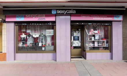 Sexycalia, el sex shop más personal