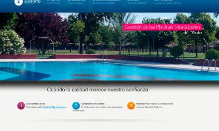 La nueva web de Aserpinto cumple un año, con gran aumento de visitantes