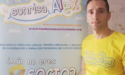 Javier Carrasco, Presidente de la Fundación La Sonrisa de Álex