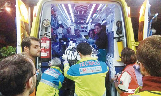 Transporte en ECMO:una realidad