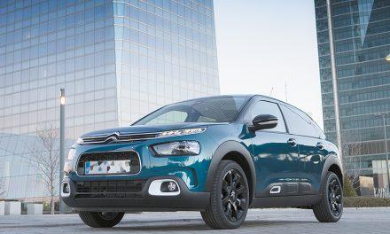 Nueva berlina Citroën C4 Cactus