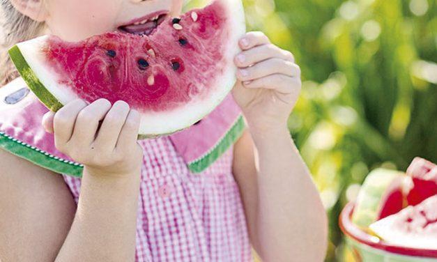 Un verano saludable