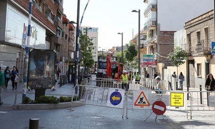 El Ayuntamiento asfaltará la calle Ramón y Cajal tras las obras que está realizando el Canal de Isabel II