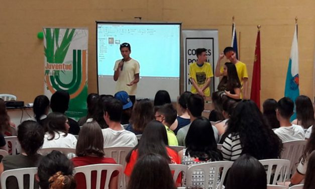 El SIAJ de Getafe presenta el programa 'EnRédate con Getafe' en el I Encuentro Nacional de Corresponsales Juveniles 2018