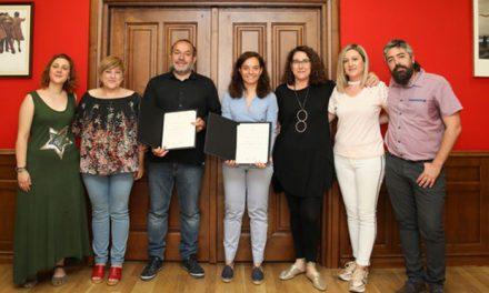 El Ayuntamiento de Getafe firma un convenio con la Comisión Española de Ayuda al Refugiado (CEAR)