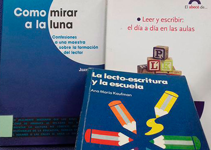 La biblioteca de Myriam Nemirovsky se queda en Pinto