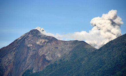 Ayudafortaleza y Arcores solicitan ayuda para los afectados por la erupción del volcán de Guatemala