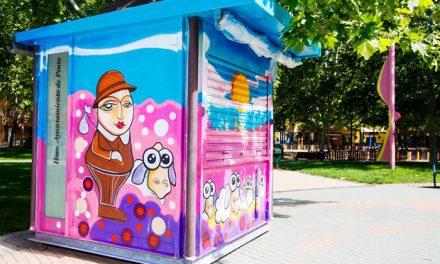 Arte urbano y cultura en la calle con Kioscando