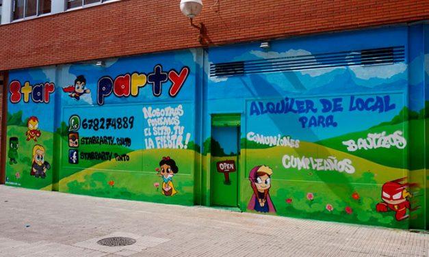 Star Party, el local donde podrás celebrar todo tipo de eventos en Pinto