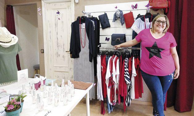 Ameli (Pinto): Una boutique de ropa de mujer donde la talla no importa