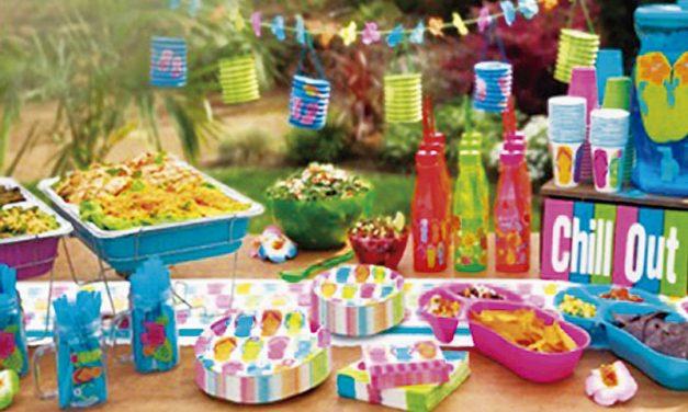 Fiestas en verano