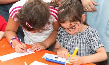3.844 niños y niñas disfrutan de los Centros Abiertos en las vacaciones de Verano 2018