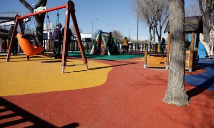 Getafe invierte más de 3.300.000 € en zonas verdes, pistas deportivas, seguridad y juegos adaptados