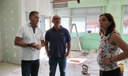 El Ayuntamiento invierte 1.500.000 euros para mejorar colegios, escuelas infantiles y casas de niños municipales