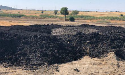 Getafe localiza posibles vertidos ilegales de lodo en Pinto