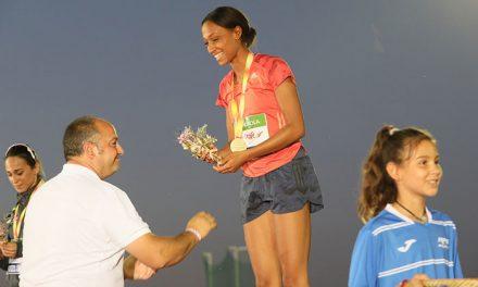 Un récord nacional absoluto y catorce de la competición en el Campeonato de España de atletismo en Getafe