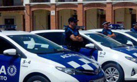 Pinto refuerza su seguridad con nuevos agentes de Policía Local