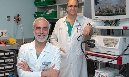 El Hospital de Getafe realiza por primera vez una novedosa técnica endoscópica en pacientes con obesidad mórbida