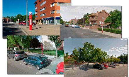 Continúan las mejoras de accesibilidad en las paradas de autobús de Pinto