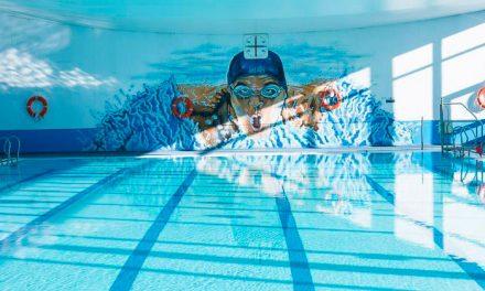Obras de mejora en las instalaciones de piscina climatizada