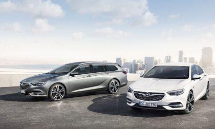 Debut de la próxima generación de sistemas de infoentretenimiento en el Opel Insignia
