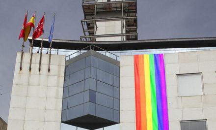 El Gobierno municipal de Getafe propone al Pleno la aprobación del Manifiesto del Orgullo de Getafe LGTBI 2018