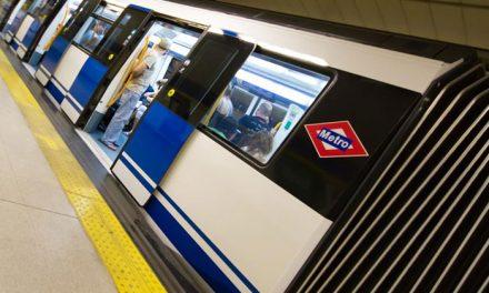 Metro de Madrid registró más de 55 millones de usuarios en junio