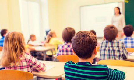 800 nuevos profesores de Educación Infantil, Primaria y Secundaria para el próximo curso 2018/19