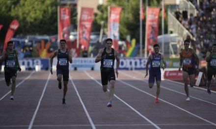 Bruno Hortelano intentará batir los récords de España de 100 y 200 metros en Getafe