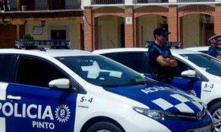 La Policía Local de Pinto realizó 1.268 intervenciones en julio