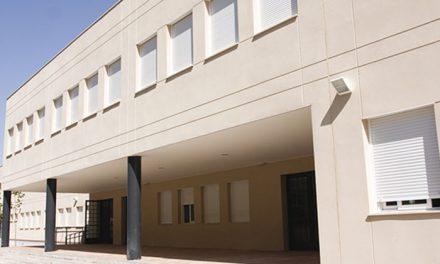 Construcción de un aulario y una pista deportiva en el instituto Calderón de la Barca