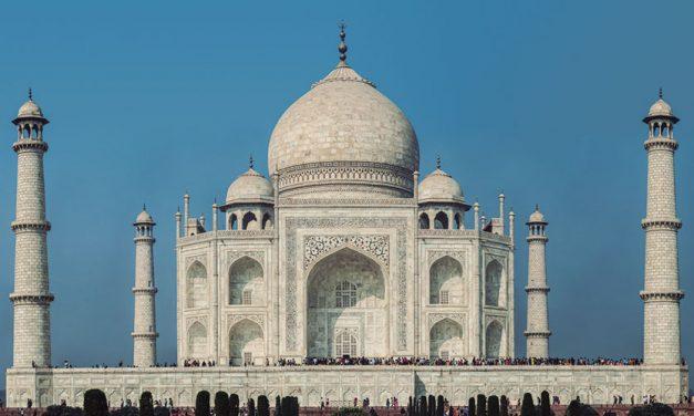 Taj Mahal: poesía hecha arte