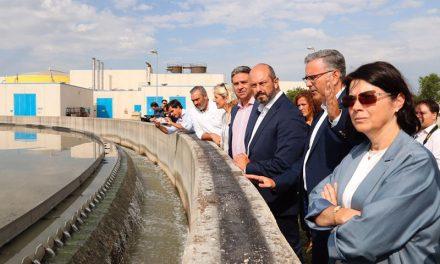 Canal de Isabel II retiró en 2017 más de 28.000 toneladas de residuos sólidos de sus depuradoras