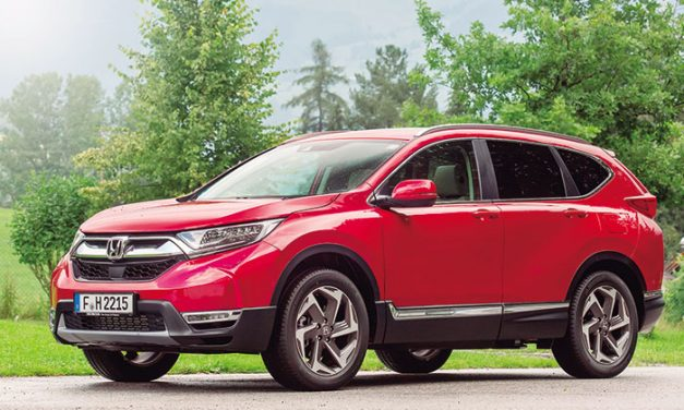 Honda CR-V VTEC Turbo 2018