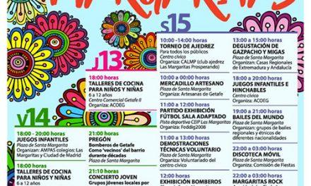 El barrio de Las Margaritas celebra sus fiestas este fin de semana