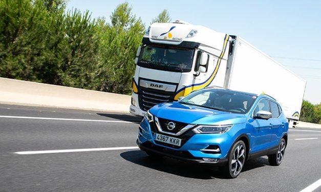 Nissan a la vanguardia de los primeros pasos de la conducción autónoma