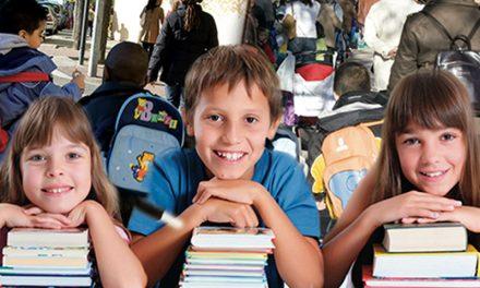 Un total de 10.909 estudiantes comienzan el curso en Pinto