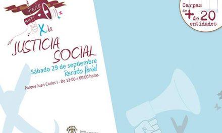 Pinto celebra la II Feria de la Justicia Social