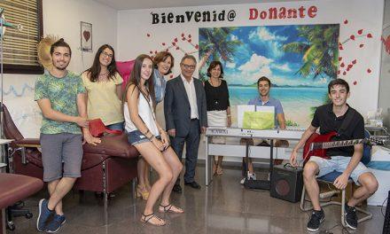 El Hospital Universitario de Getafe obtuvo un 21% más de donaciones de sangre en julio y agosto