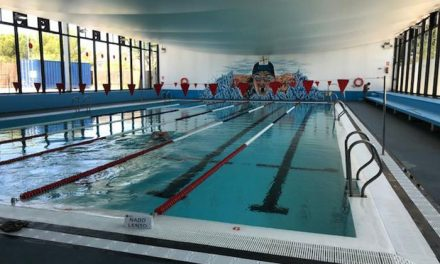 Cursos en la piscina municipal climatizada