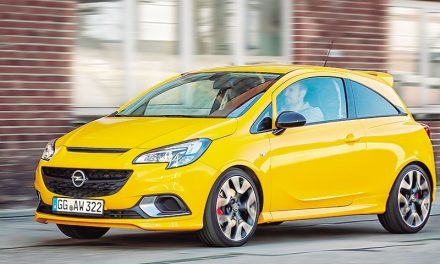 El nuevo Opel Corsa GSi, más rápido
