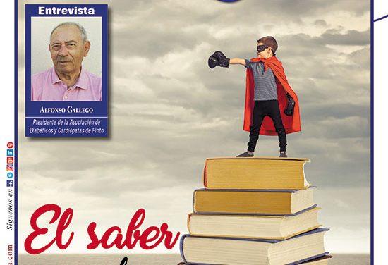 Ayer & hoy – Getafe-Pinto – Revista Septiembre 2018