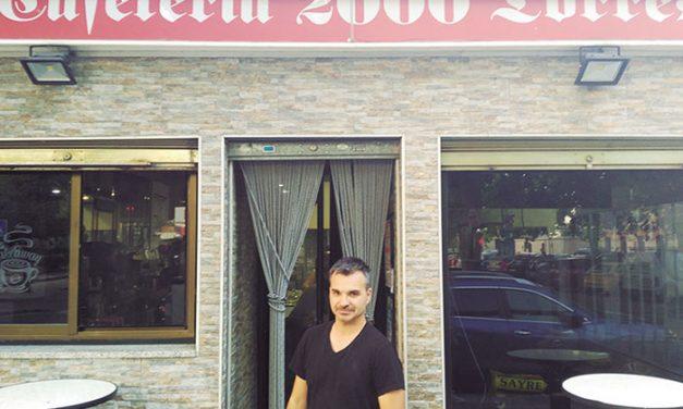 Cafetería 2000 Torres (Pinto)