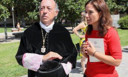 La alcaldesa de Getafe y el rector de la Universidad Carlos III apuestan por ampliar la universidad