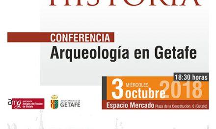 Se presenta la Asociación de Amigos del Museo de Getafe