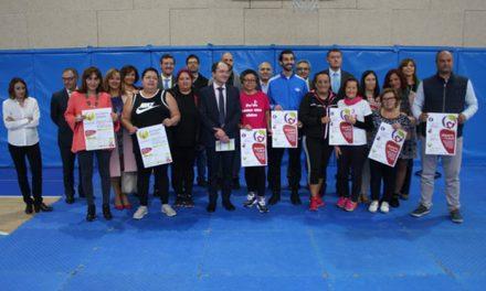 El Ayuntamiento de Getafe pone en marcha su nuevo programa 'Deporte y Salud'