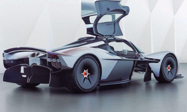 El coche más caro del mundo en 2017
