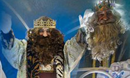 Bases para carrozas y pasacalles de la Cabalgata de Reyes 2019
