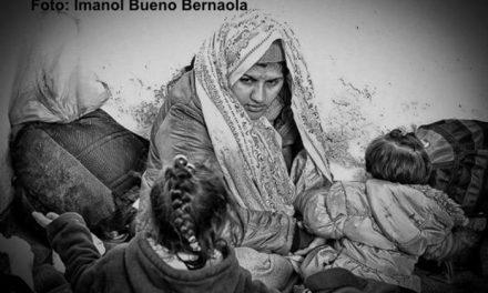 Recogida de artículos de higiene íntima contra la pobreza menstrual