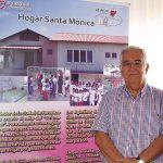 Manuel Recio, presidente de la Asociación Ayudafortaleza de Getafe